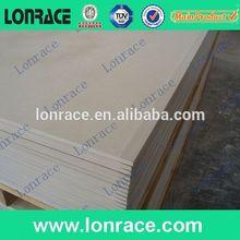 High density Fireproof/waterproof 1.6 kg/m3 Exterior Wall Fiber Cement Board / Fibre Cement Sheet