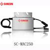 Single and three phases 250Watt 50Hz/60Hz solar micro inverter