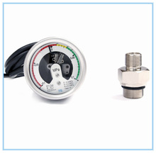 Stainless steel shell China SF6 Density (Pressure) Controller Weight1.1kg