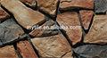 A cultura Artificial de pedra pedra decorativa telhas da parede