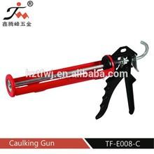 Pool plaster caulking gun/expansion joint caulk