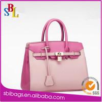 New style woman handbag leather & cheap handbag imitation china & 2013 new model lady handbag shoulder bag
