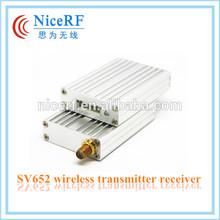 NiceRF 500mW Industrial RF module SV652 TTL/RS232/RS485 433/470/868/915MHz Wireless Transceiver Wireless Transmitter Receiver