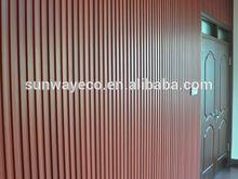 anti UV ,waterproof WPC wall panel PVC