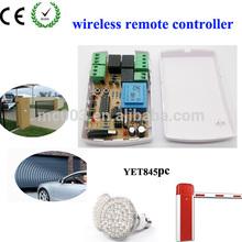 MC universal 433 mhz door control board
