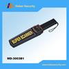 High sensitivity Handheld Metal Detector MD-3003B1, universal-type portable metal detector, cost-effective, stable performance