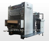 poster paper sheet offset printing press machine with damping system PZ1740