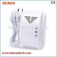 100-240V AC Standalone Methane Gas Leak Detector, portable methane gas detector, High-stability Semiconductor Sensor