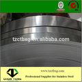 Venda direta da fábrica tiras de aço para Metal flexível mangueira que faz a matéria prima
