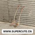 caliente mini pala en forma de cuchara y tenedor de regalo de boda