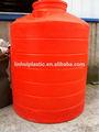 264 gallonen rot langlebig vertikale runde wassertank für wasser-system