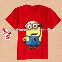 Hot Selling Korea Children T-shirt In Girl's T-shirts 2014