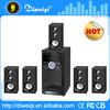 Beautiful 5.1 fq digital use at famliy computer tv subwoofer bluetooth speaker