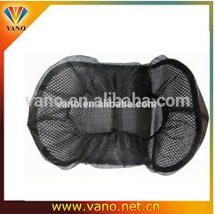 3D Polyester quality capa bancode moto de nylon da motocicleta/capa banco de moto de nylon
