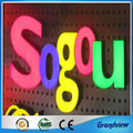 sgs ul ce famous diodo emissor de luz de sinalização de resina para o logotipo da empresa