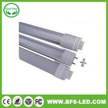 led tube lighting 20 watte 1.2m milky cover AC85-265v cool white and high brightness