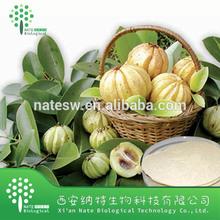 Organic Garcinia Combogia extract powder 50%,garcinia cambogia powder 60%, HCA Hydroxycitric acid