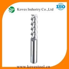 scrap aluminum prices ball nose end mill Uncoated carbide aluminum processing aluminum brazing square end mill