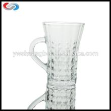 clear glass coffee mugs