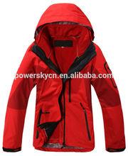 High Quality Womens Outdoor Jacket Climb Hiking Ski Snow Clothing Waterproof Hooded Coat