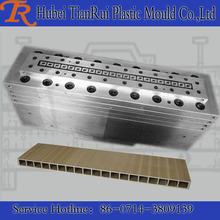 Extrusion PVC Wood Plastic Door Panel Die