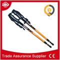 Garantie du commerce chs05-3 fournisseur. télescopique en aluminium en bois bâton de randonnée