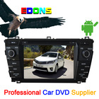 "your android 4.2 expert! built-in GPS navigation 8"" inch car dvd for 2013 toyota corolla"