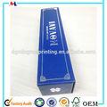 Fecho de ímã caixa de papel boa qualidade magnética embalagem caixa de papel de presente