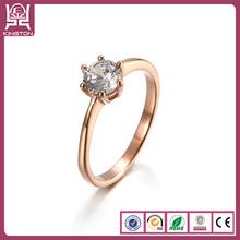 latest design 925 silver diamond engagement ring
