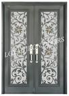 exterior metal door slabs with front door design alibaba china