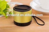AWS929 Cylinder FM Radio digital speaker processor With TF Card