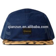 Fashion Custom 5 Panel Camp Cap And Hat