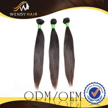 new come 100% unprocessed brazilian virgin hair from india