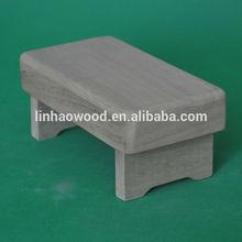 best selling wooden folding stool for Japan market