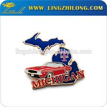 Custom made car lapel pin