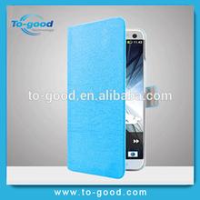 6 colors beautiful design mobile phone wallet cover flip leather case for lg optimus black p970