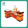 Caixa de supermercado mesa / Design caixa balcão mesa JS-CC03