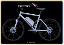 2014 samsung cell dolphin case electric bike 36v 10ah li-ion batteries powered for ebike