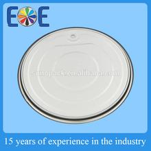 502# metal can canning beef 126.5mm tinplate easy open door