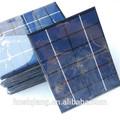 Resina epoxi panel solar 2 W 136 * 110 mm 9 V 230mA panel solar mini, Mini solar placa hecho a mano de China fabricante