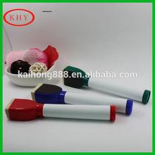 Jumbo Tips Dry Erase Whiteboard Marker with Brush
