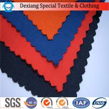 Supplier Aramid fabric fireproof twill fabric