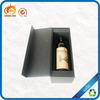 Hot sale fancy new design custom wholesale blank wooden wine box