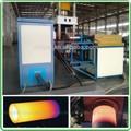 calentamiento rápido de frecuencia media de inducción de la forja en frío de la máquina para la venta