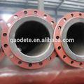 Bordée de tuyaux en acier en plastique composite résistant à l'usure