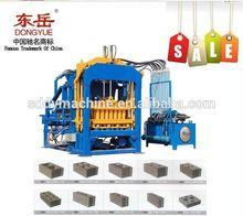 QT4-15 laminate tube making machine price in india brick block machine