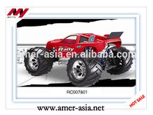 1/8 New Rc Nitro Truck 1/8 RC Nitro Monster car (Double Segment)