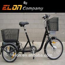 Three Wheels Electric Vehicle Cargo (E-TDR04)