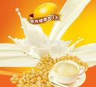 instant soybean cream powder
