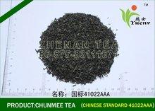 Fine Quality china chunmee green tea 41022 AAA A